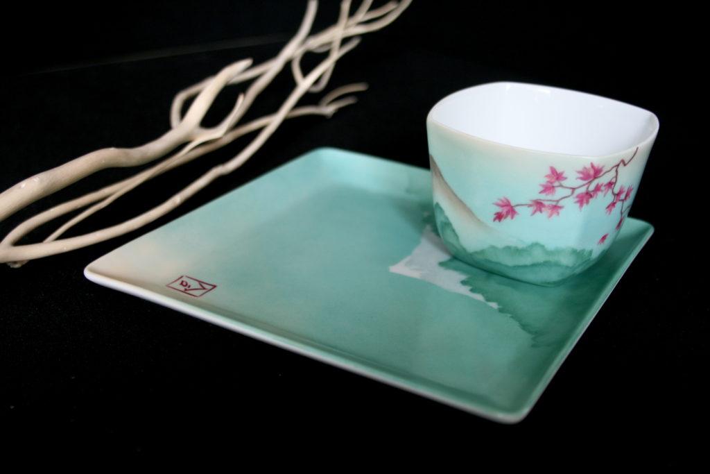Café Gourmand l Le Mont Fuji aux 4 saisons