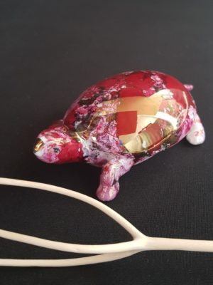 Tortue «Ruby»