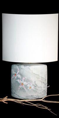 Pied de lamp orchidée